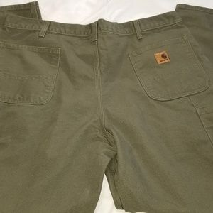 Carhartt Dungaree Fit Green 40x32